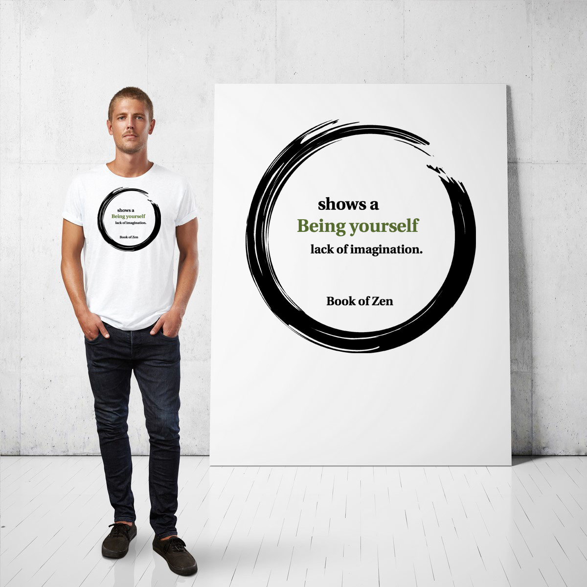 Good Quotes About Being Yourself: Inspirational T-Shirts